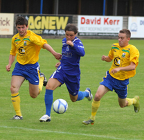 Pre Season Friendly vs. Newry